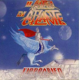 Il Castello Di Atlante - L'Ippogrifo CD (album) cover