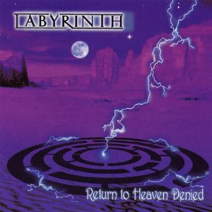 Return To Heaven Denied  by LABYRINTH album cover