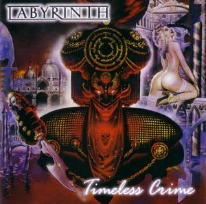 Timeless Crime  by LABYRINTH album cover