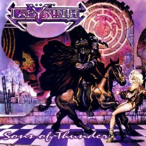 Sons of Thunder  by LABYRINTH album cover