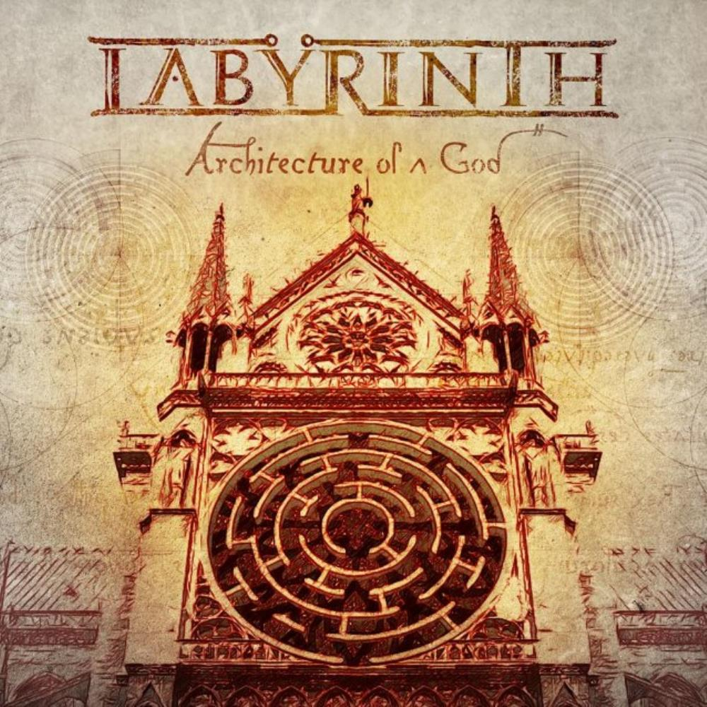 Architecture of a God by LABYRINTH album cover