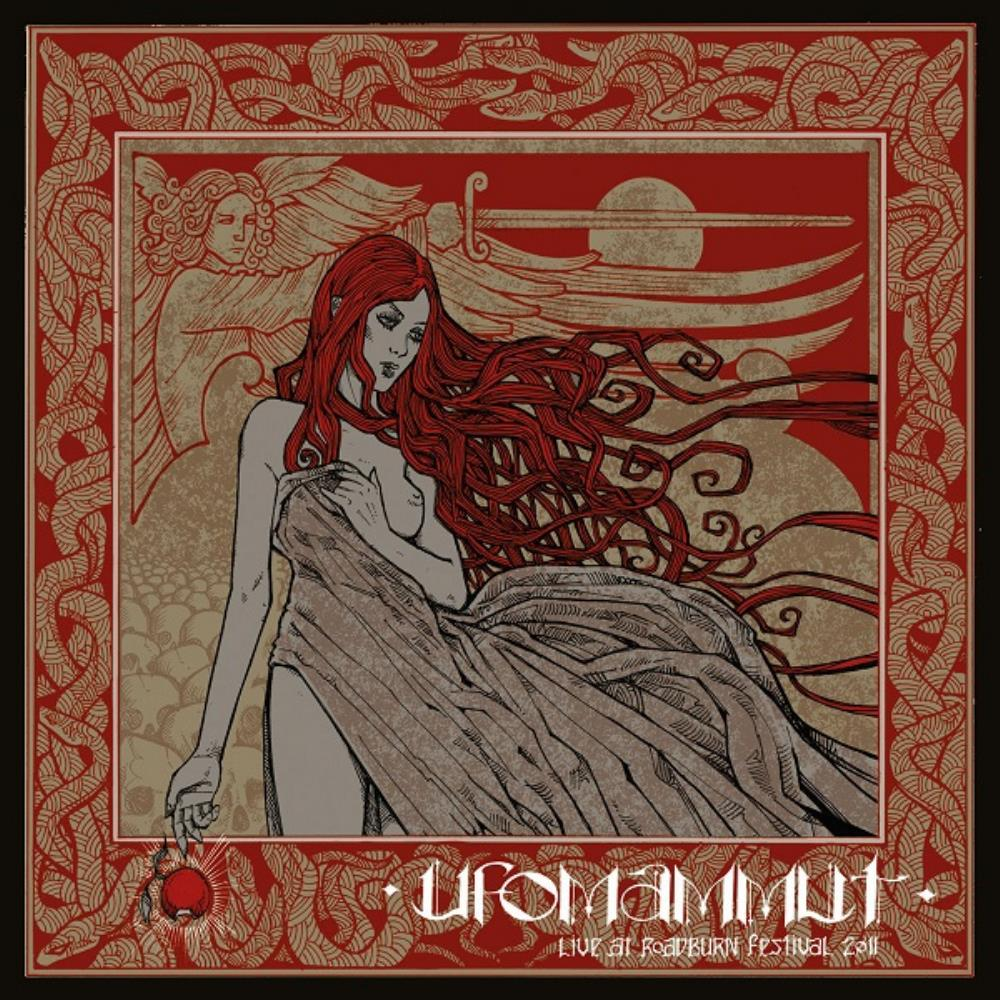 Eve Live at Roadburn 2011 by UFOMAMMUT album cover