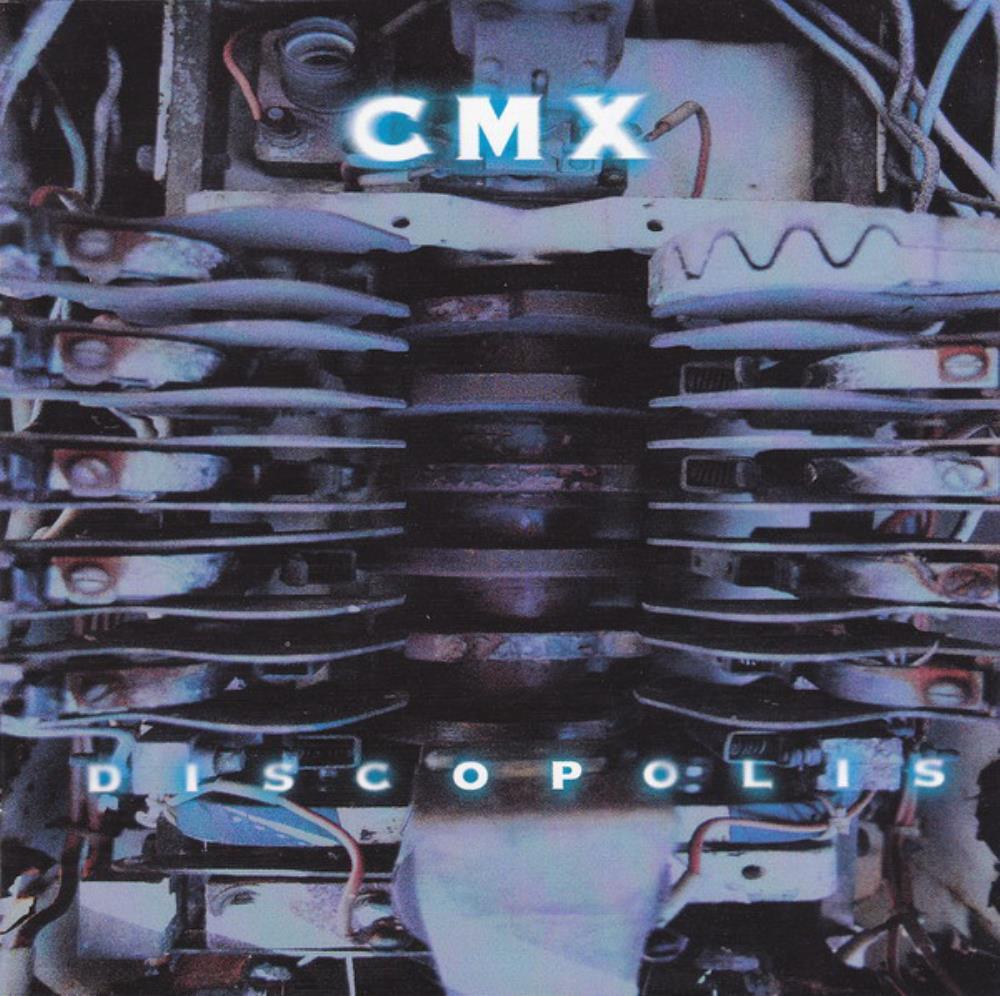 Discopolis by CMX album cover
