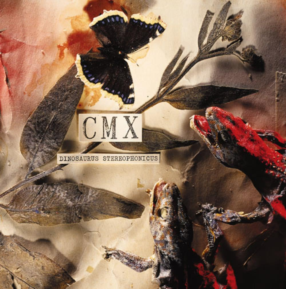 Dinosaurus Stereophonicus by CMX album cover