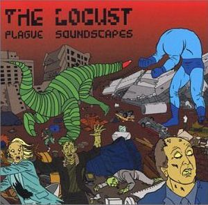 The Locust - Plague Soundscapes CD (album) cover