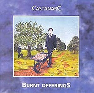 Burnt Offerings by CASTANARC album cover