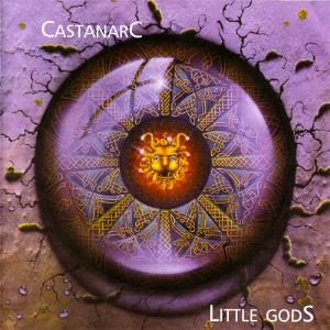 Castanarc - Little Gods  CD (album) cover