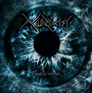 Neuromist - Move Of Thought CD (album) cover