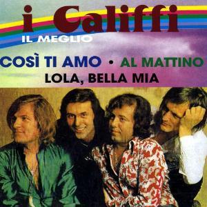 Il Meglio by CALIFFI, I album cover