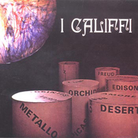I Califfi - Fiore di Metallo CD (album) cover