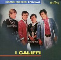 Flashback: I Grandi Successi Originali by CALIFFI, I album cover