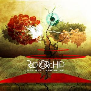 Red Orchid Blood Vessels & Marshmallows album cover
