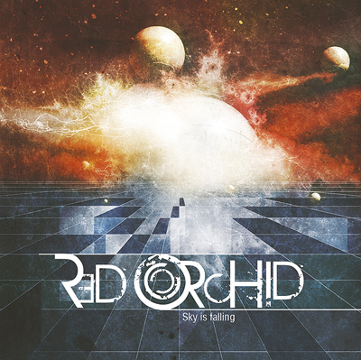 Sky Is Falling by RED ORCHID album cover