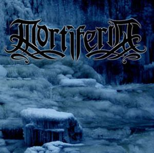 Mortiferia Mortiferia EP album cover
