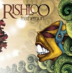 Rishloo - Feathergun CD (album) cover