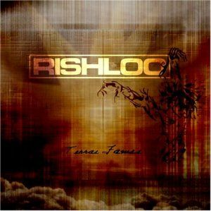 Rishloo - Terras Fames CD (album) cover