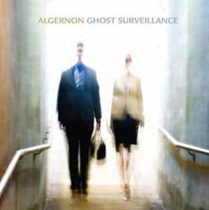 Algernon - Ghost Surveillance CD (album) cover