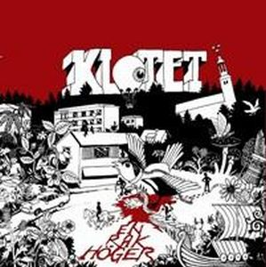 Klotet - En Rak H�ger CD (album) cover