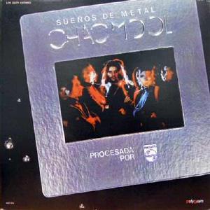 Sueños de Metal  by CHAC MOOL album cover