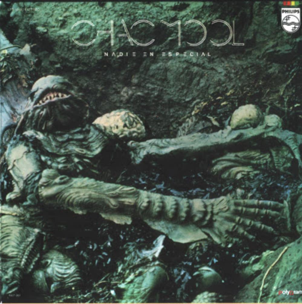 Nadie en Especial  by CHAC MOOL album cover