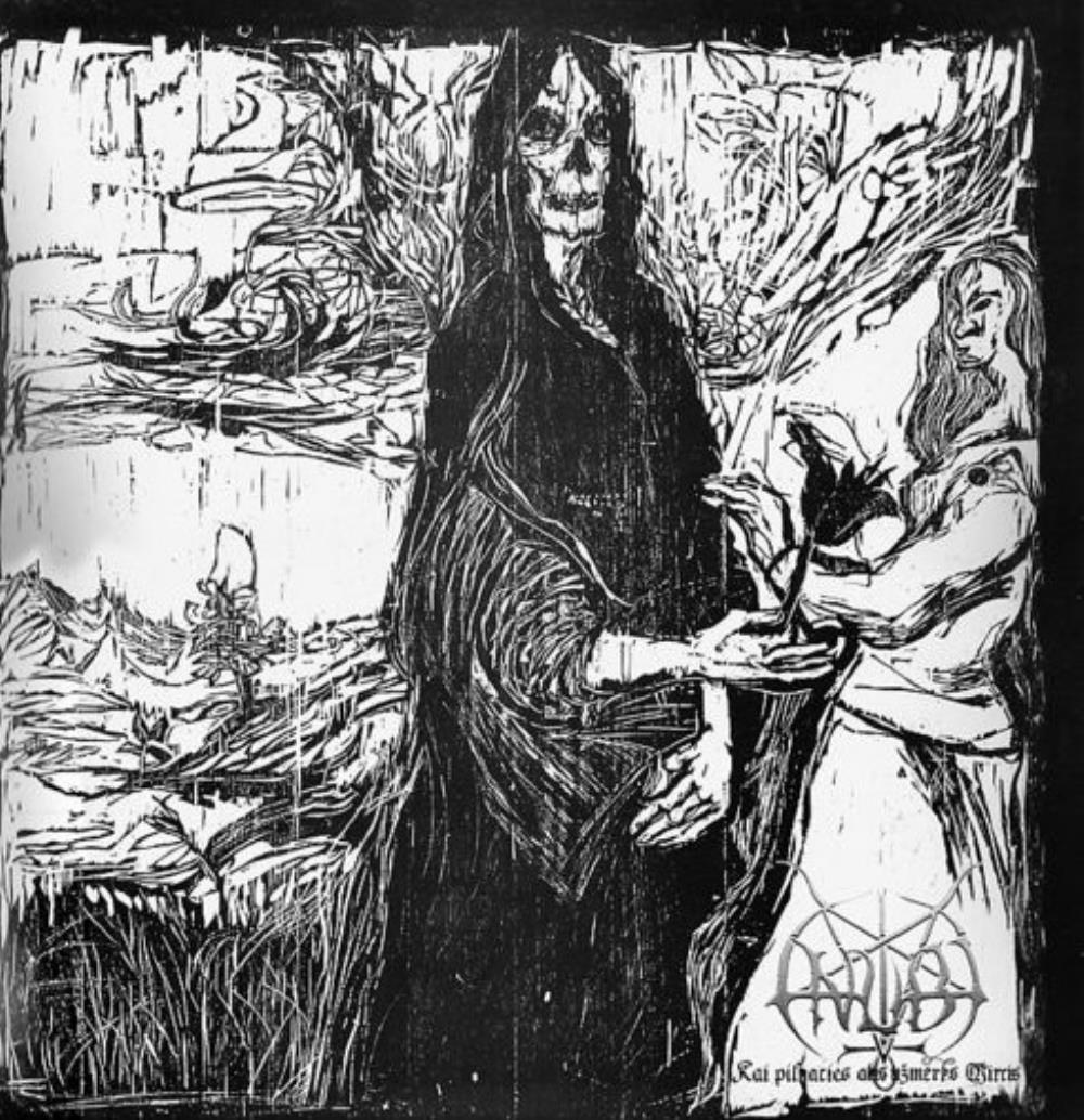 Kai Pilnaties Akis Uzmerks Mirtis by ANUBI album cover