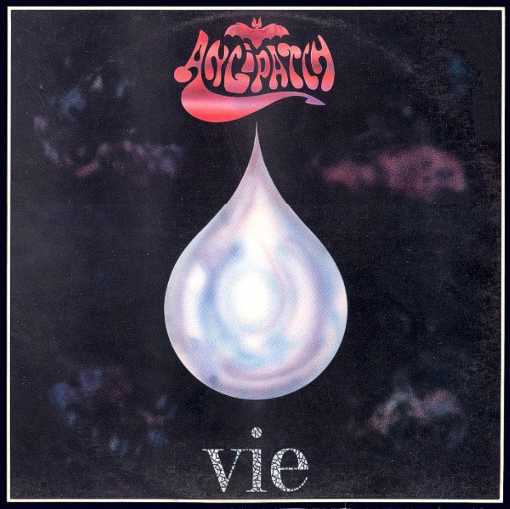 Vie by ANGIPATCH album cover