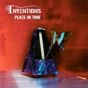 Intentions - Place in Time CD (album) cover