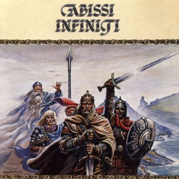Abissi Infiniti - Tunnel CD (album) cover