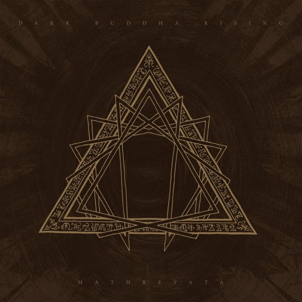 Mathreyana by DARK BUDDHA RISING album cover
