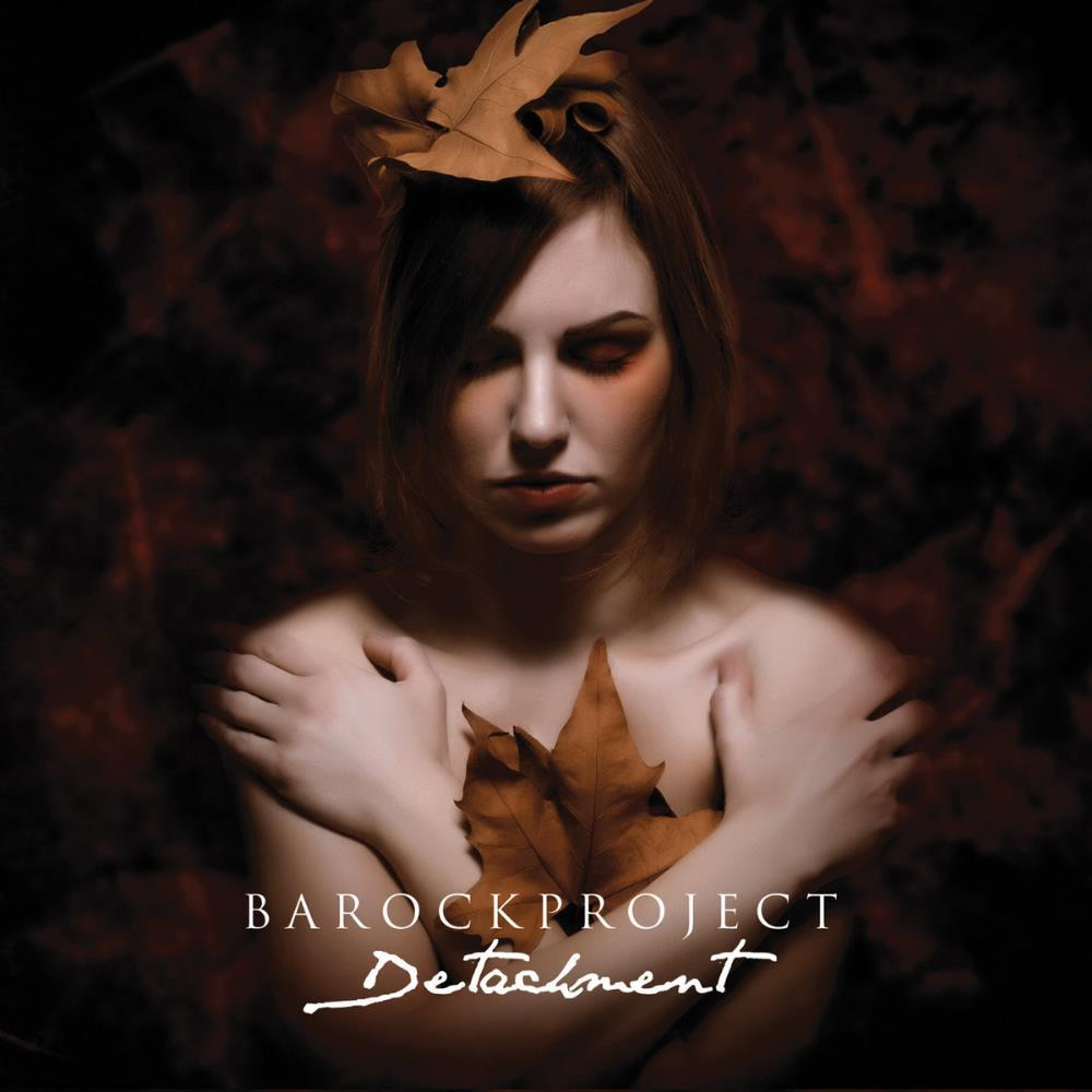 Barock Project - Detachment CD (album) cover