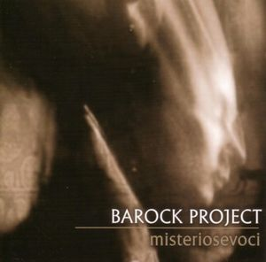 Misteriosevoci by BAROCK PROJECT album cover