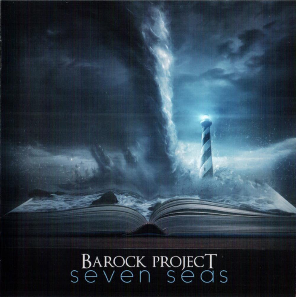 Seven Seas by BAROCK PROJECT album cover