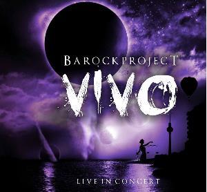 Vivo by BAROCK PROJECT album cover
