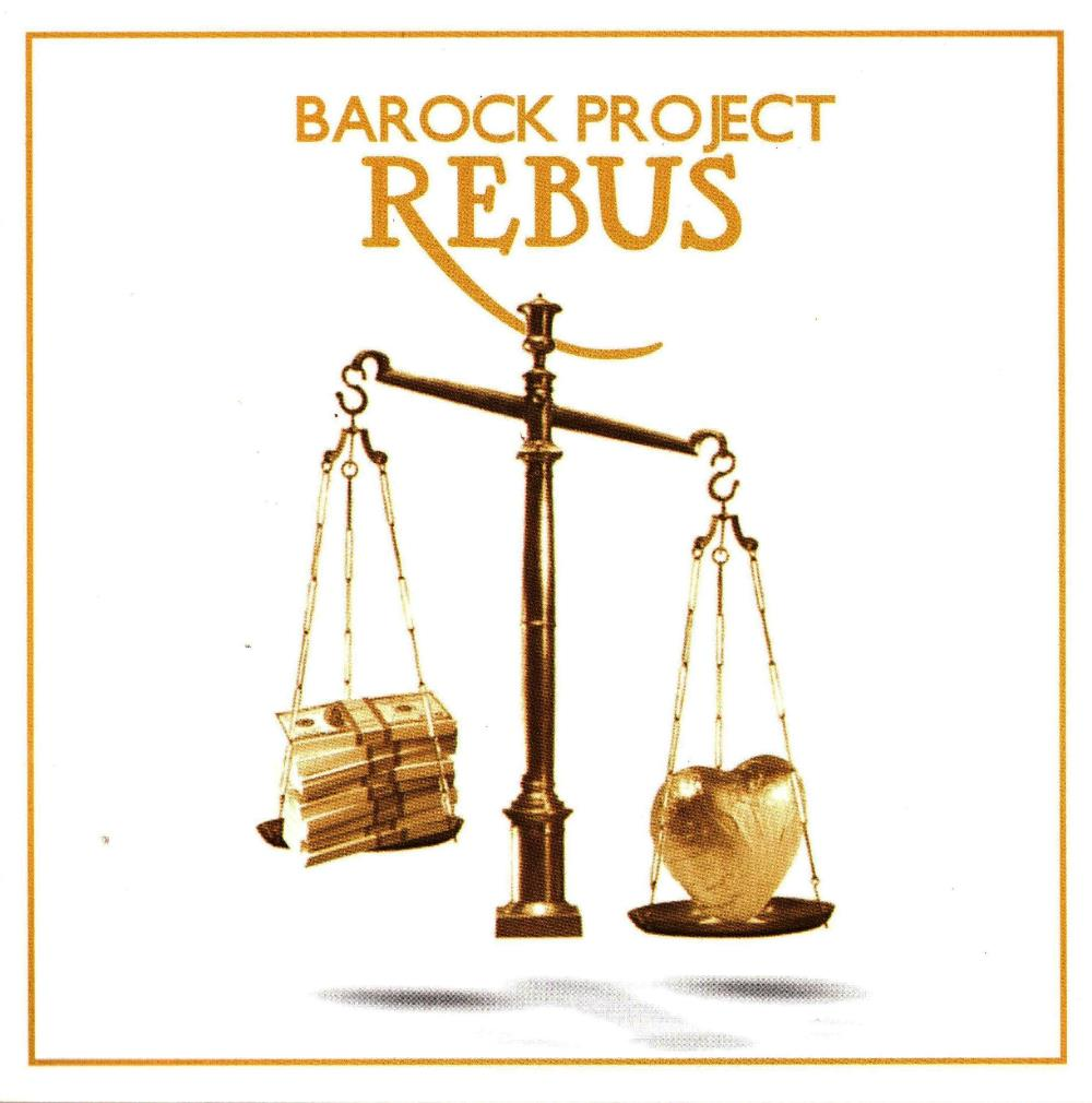 Barock Project - Rebus CD (album) cover