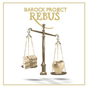 Rebus by BAROCK PROJECT album cover