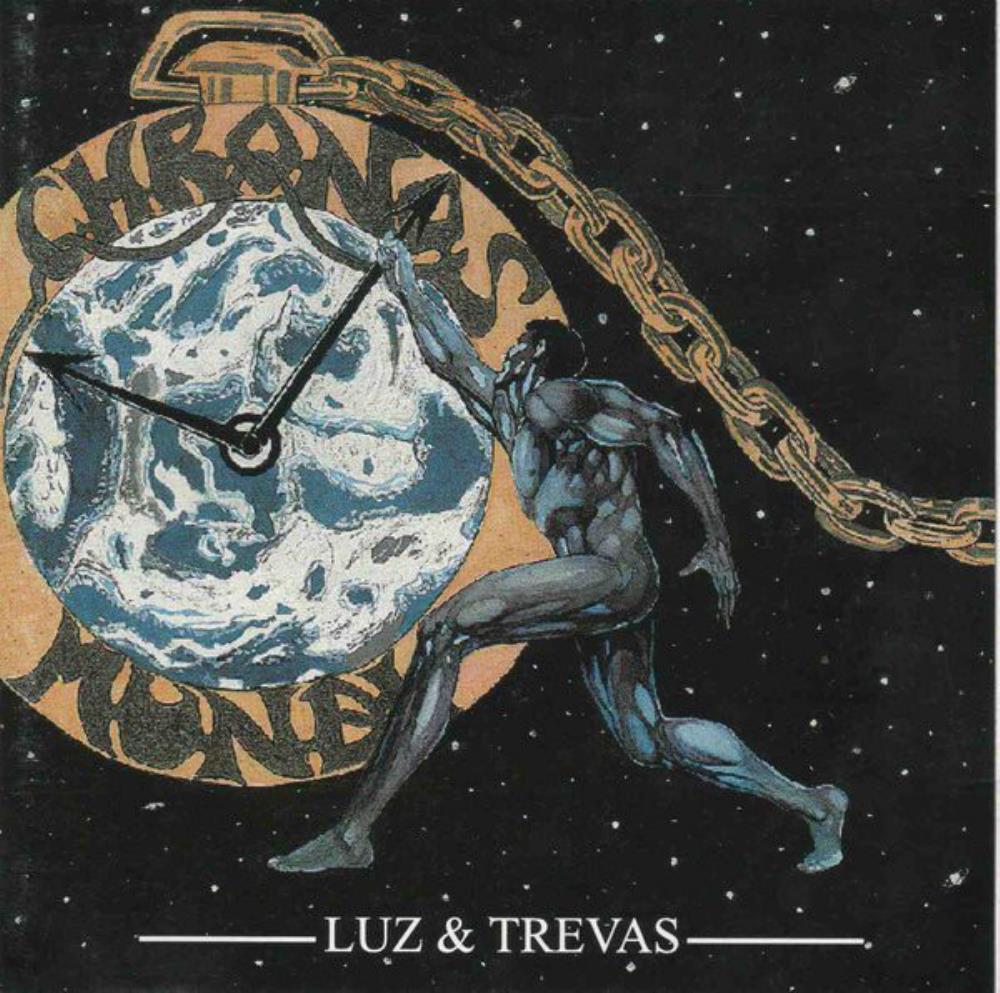 Luz & Trevas by CHRONOS MUNDI album cover
