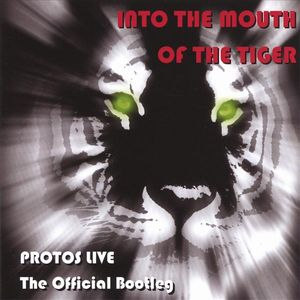 Protos Into the Mouth pf the Tiger album cover