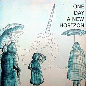 One Day A New Horizon by PROTOS album cover