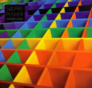 Squarepusher - Numbers Lucent CD (album) cover