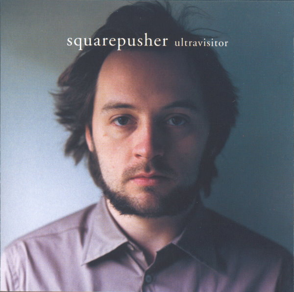 Squarepusher Ultravisitor album cover