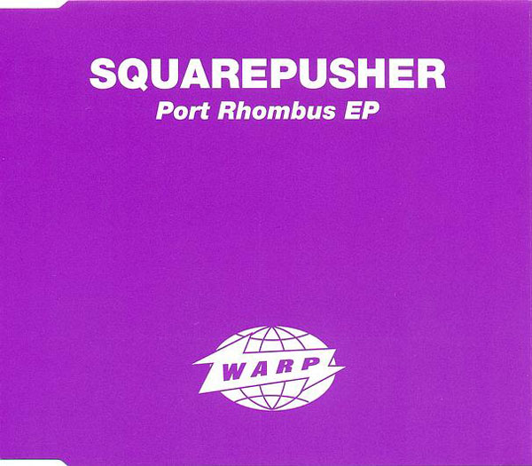 Squarepusher Port Rhombus EP album cover