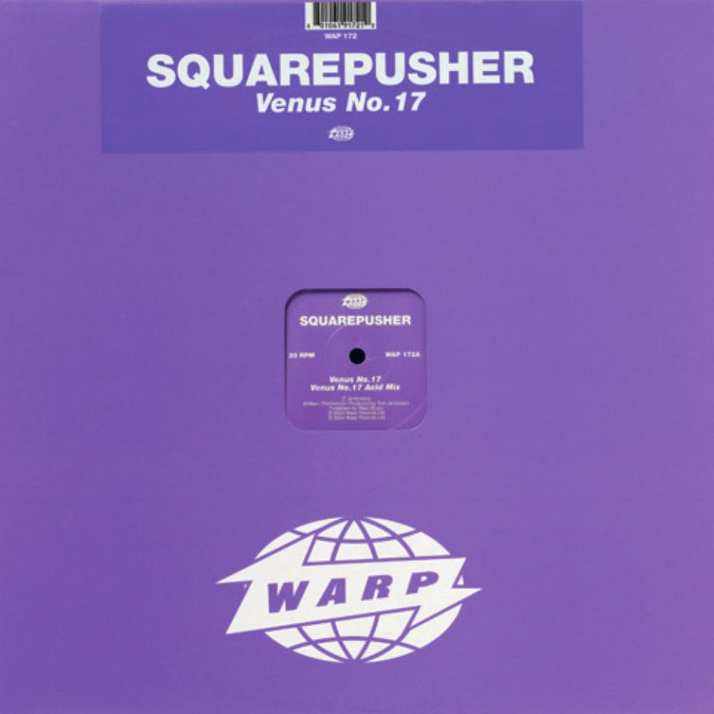 Venus No. 17 by SQUAREPUSHER album cover