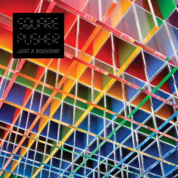 Just A Souvenir by SQUAREPUSHER album cover