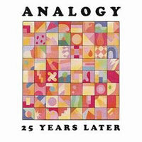 Analogy 25 Years Later album cover