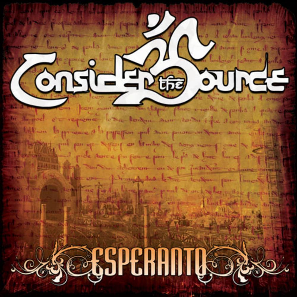 Esperanto by CONSIDER THE SOURCE album cover