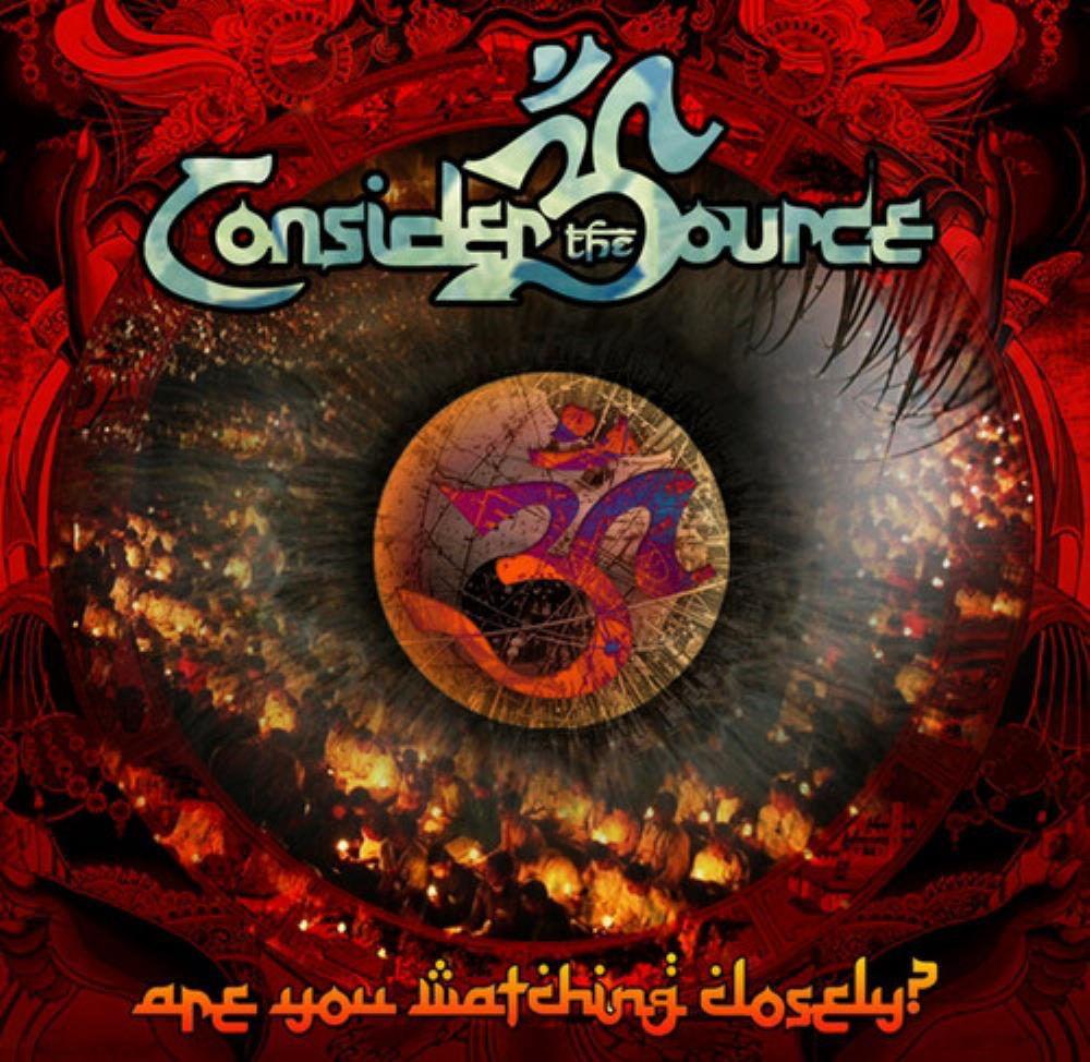 Are You Watching Closely ? by CONSIDER THE SOURCE album cover