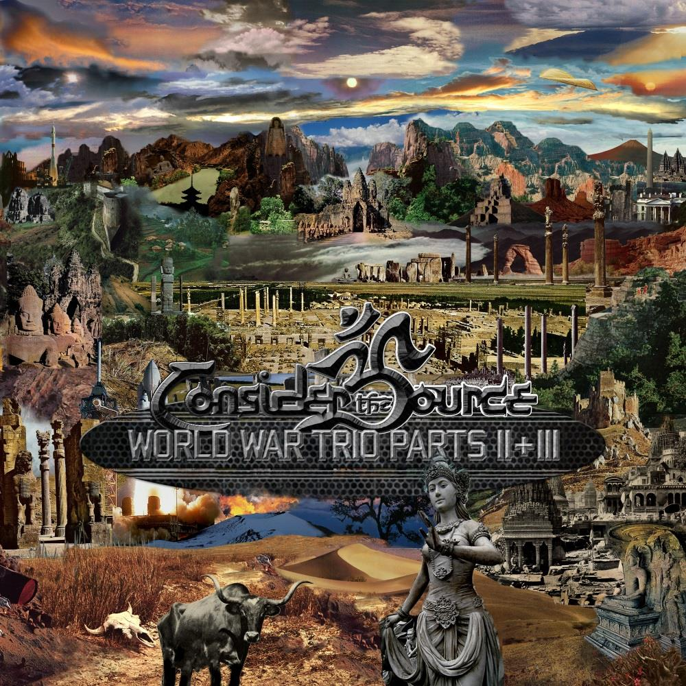 Consider The Source World War Trio (Parts II + III) album cover