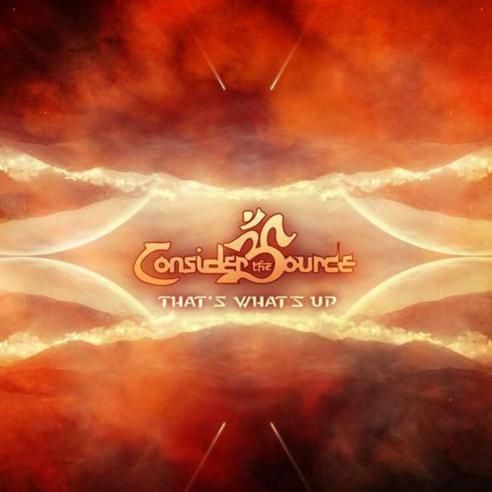 That's What's Up by CONSIDER THE SOURCE album cover