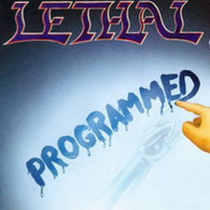 Programmed by LETHAL album cover