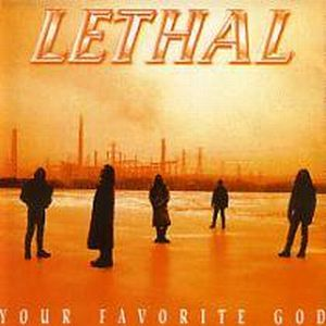 Your Favourite God by LETHAL album cover